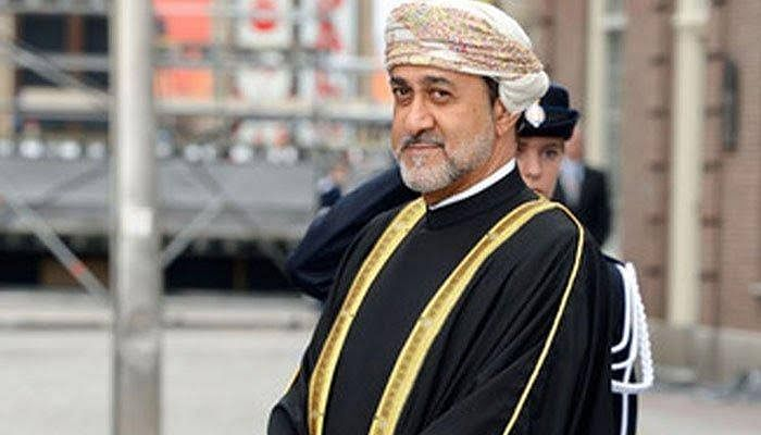 Oman's culture minister takes oath as new monarch