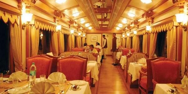 Train passengers gets E-catering app to place food orders