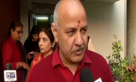 Neck-to neck battle for Patparganj seat as Deputy CM Manish Sisodia trails BJP's Ravinder Singh Negi
