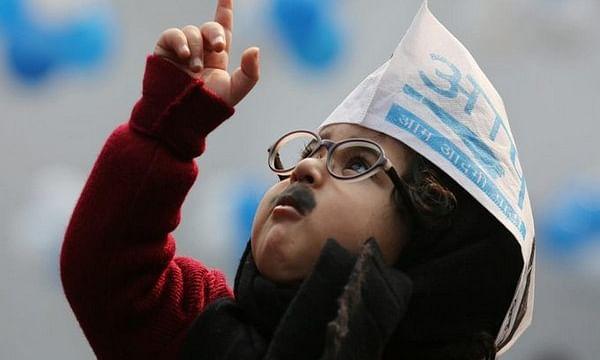 Kejriwal wins Delhi, little 'Mufflerman' wins heats