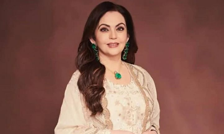 It is my dream to give every child in India, the right to sport: Nita Ambani