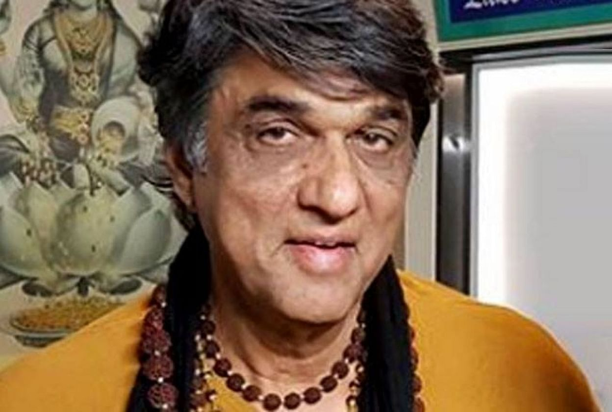 What Mukesh Khanna Said About The Curious Case Of Cooler Behind Bhishma Pitamah In Mahabharat