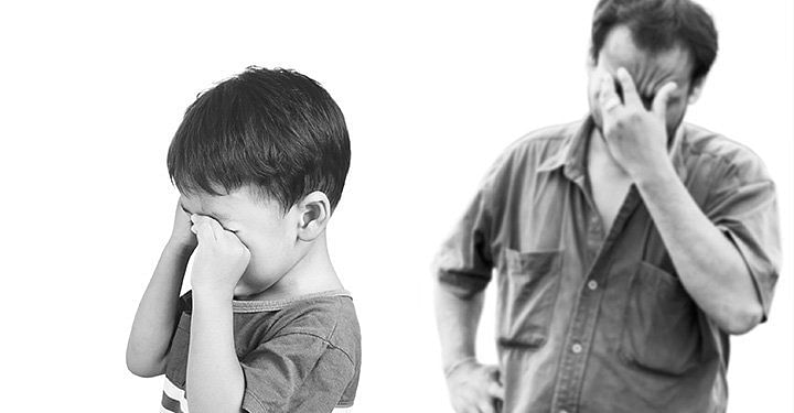 Stress in children separated from their parents may leave long-term genetic impacts