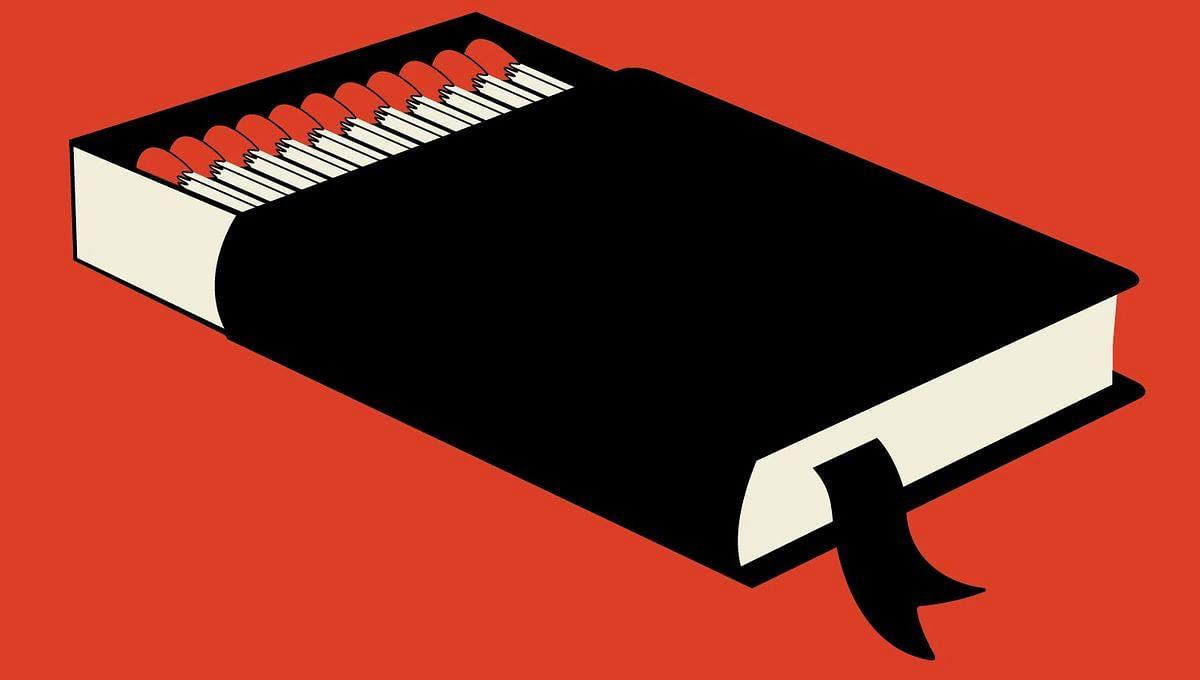 Book burning for Canada indigenous reconciliation sparks backlash