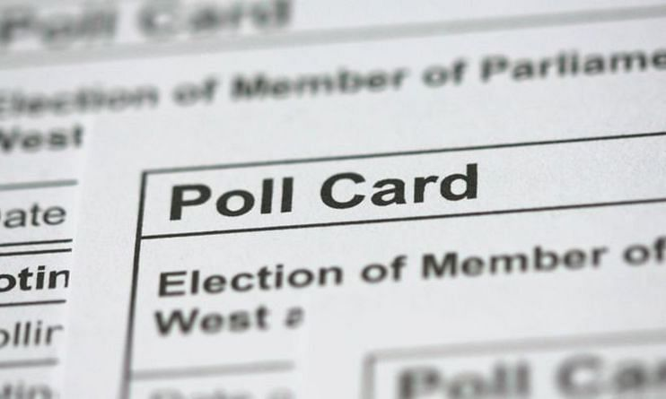 COVID polls: Voters over 64 can choose for postal voting