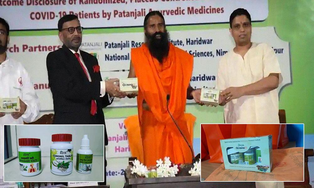 Patanjali's 'Coronil' kit in demand at 10 lakh packs a day: Baba Ramdev
