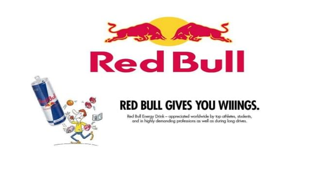 Have you noticed or wondered about three 3 i'es in Red Bull tagline?