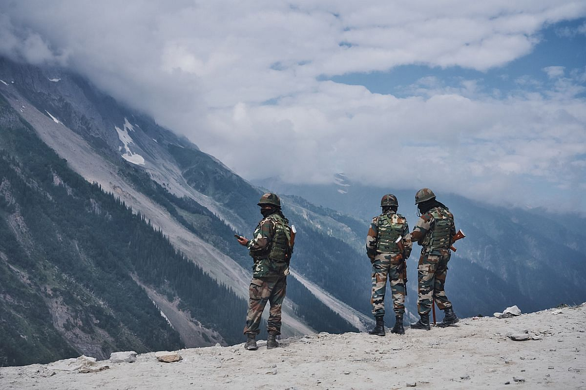 Standoff with China is likely to be prolonged, says MoD
