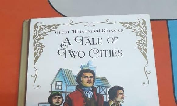Book review: A Tale of Two cities