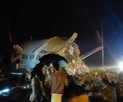 Kerala | Air India Express flight from Dubai carrying 191 passengers has crash-landed at Calicut airport
