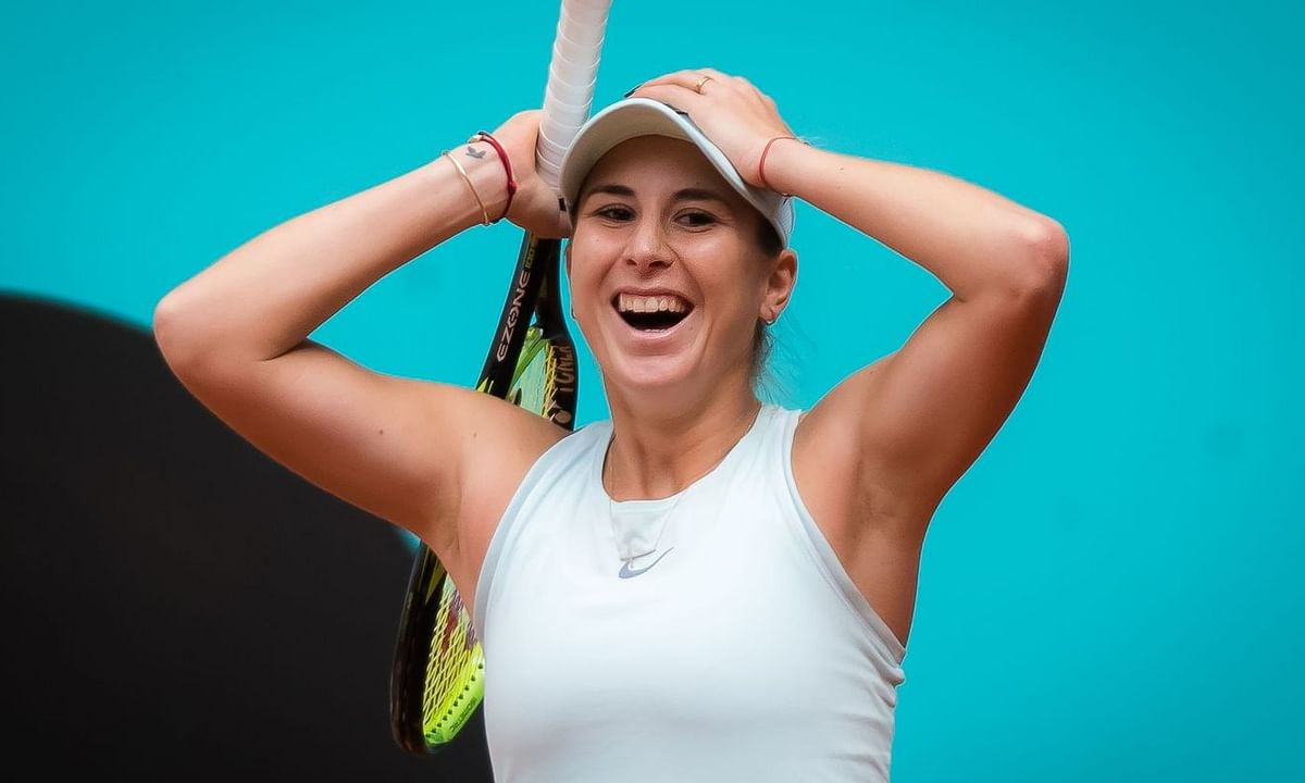 Bencic becomes latest semi-finalist to withdraw from 2020 US Open