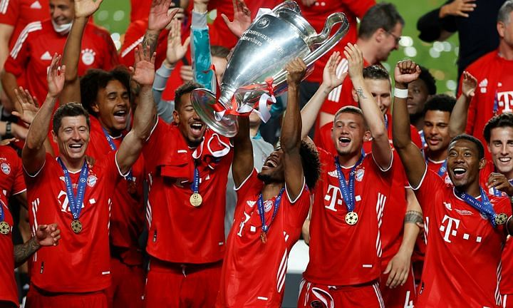 Champions League | Kingsley Coman goal caps dominant Bayern Munich run with sixth title