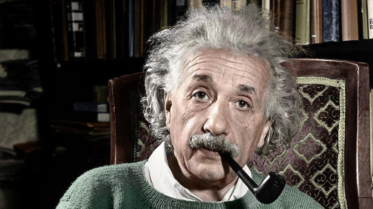 Albert Einstein's letter with famous E=mc2 equation sold for $1.3 million