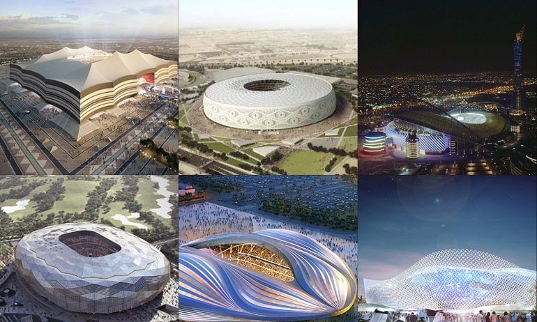 Qatar stadiums look amazing for 2022 World Cup: Jung