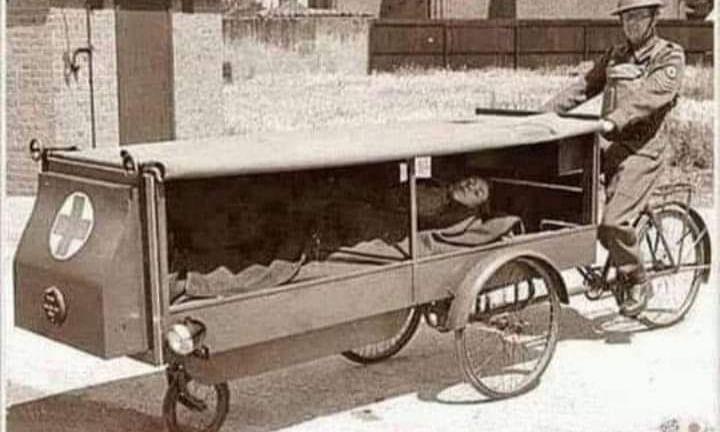 Fascianting ambulance!