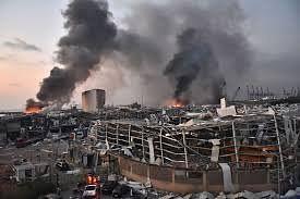 Massive fire breaks out at market in Ajman, UAE