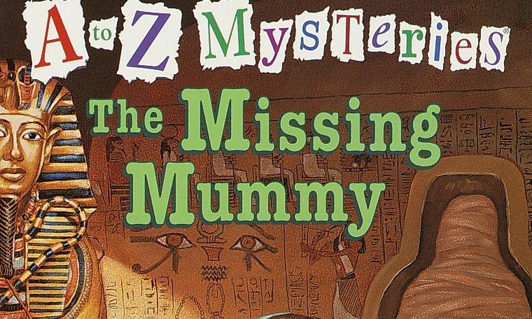 Book Review: 'The Missing Mummy' by Ron Roy