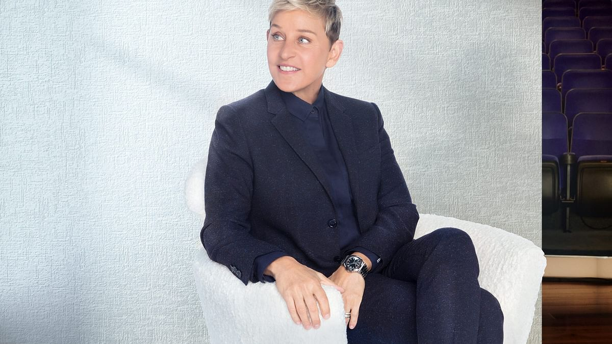 Ellen DeGeneres to end TV show after 19 years, says she needs 'break from talking'