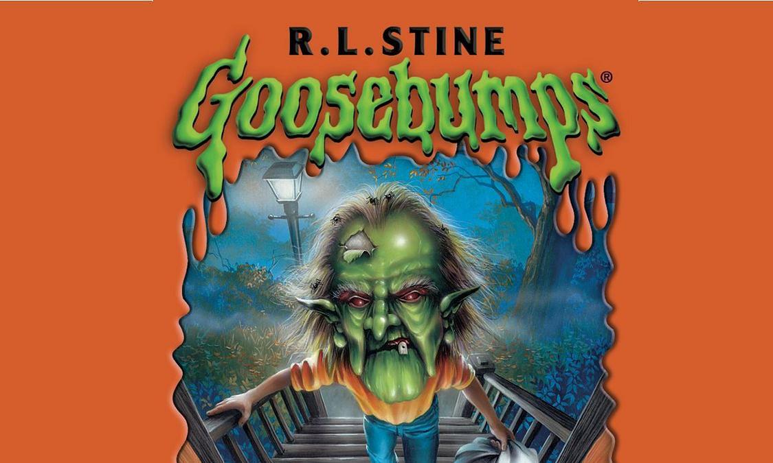 Book review: 'Goosebumps'