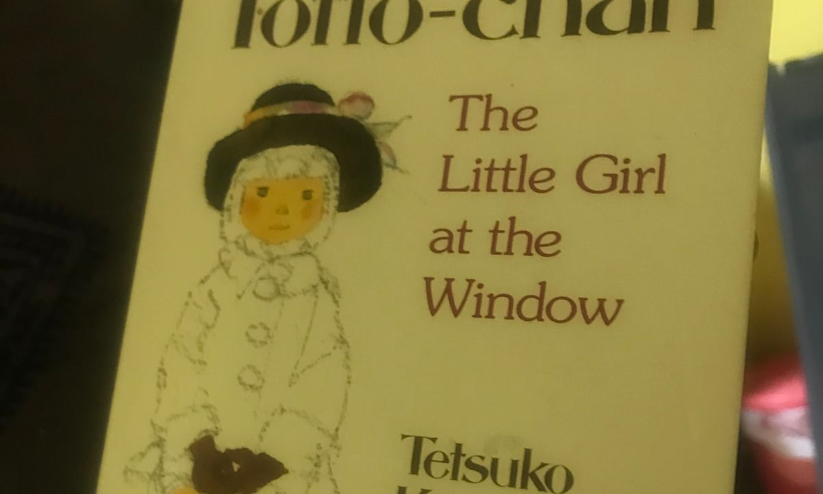 Book Review: Totto Chan, The Little Girl At The Window