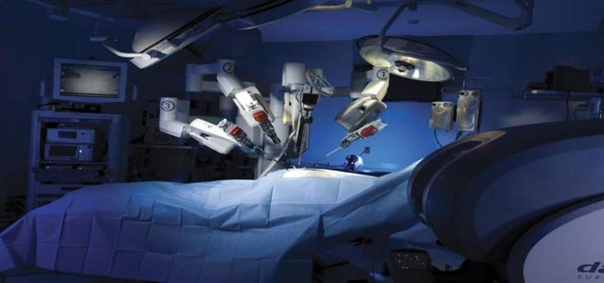 Mediclinic City Hospital performs UAE's first paediatric robotic-assisted pyeloplasty surgeries