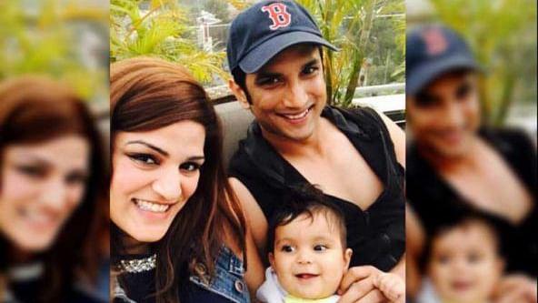 Sushant's sister Shweta's Instagram, Twitter accounts disappear