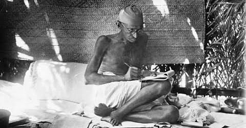Gandhian philosophies are as much a part of the 21st century as it was 150 years ago