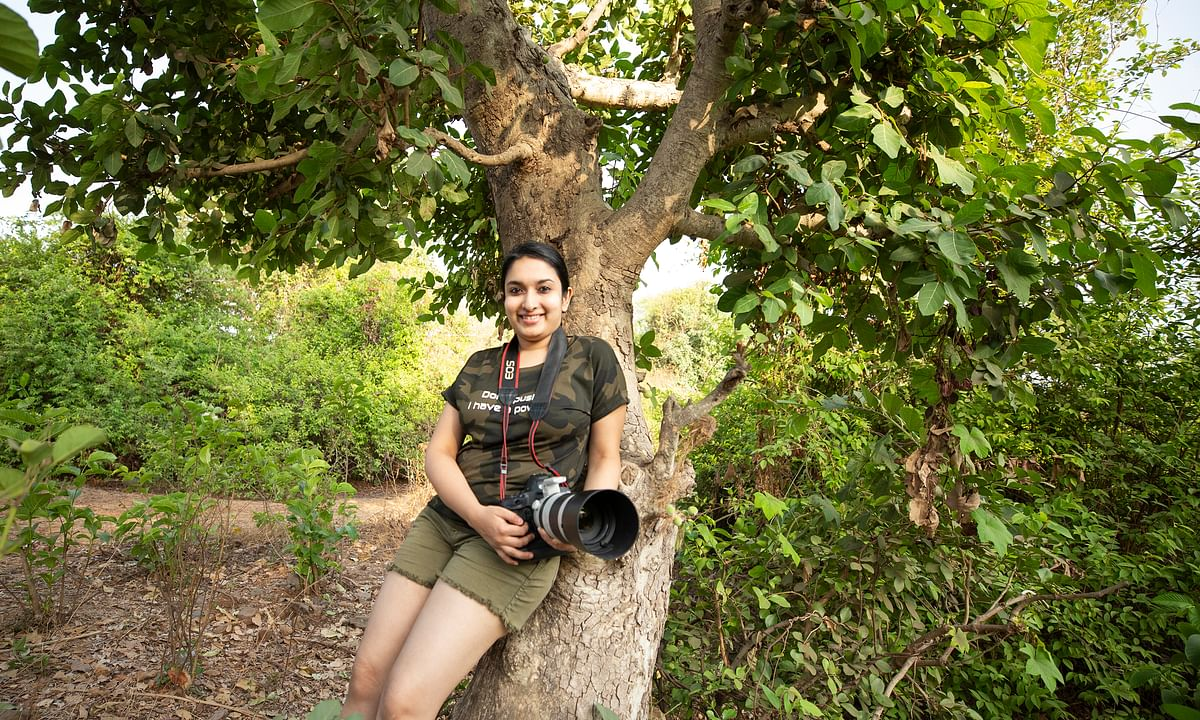 Aishwarya Sridhar becomes first Indian woman to win Wildlife Photographer of the Year award