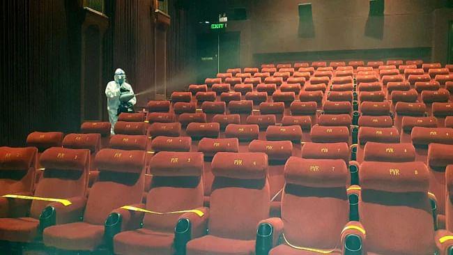 Masks, online tickets, no popcorn in reopening Delhi cinemas