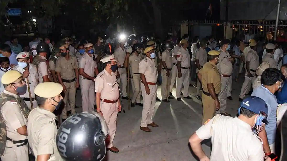 Hathras gangrape victim was 'forcefully' cremated; Family kept away