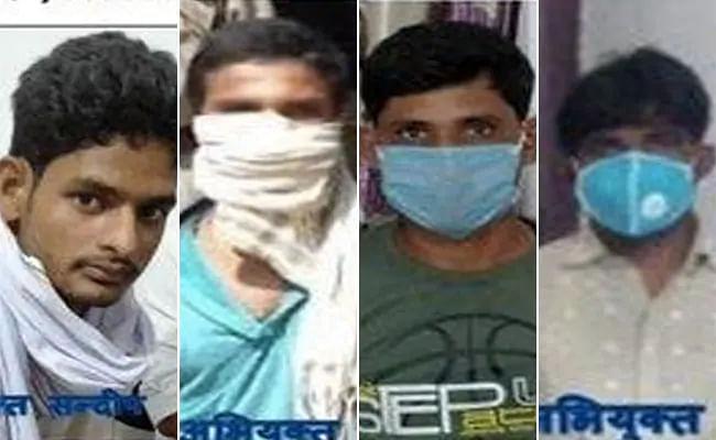 Hathras case: Rahul Gandhi, Priyanka Gandhi in police custody; Allege police lathi-charged them