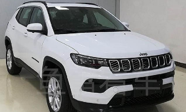 Jeep Compass facelift: List of expected changes