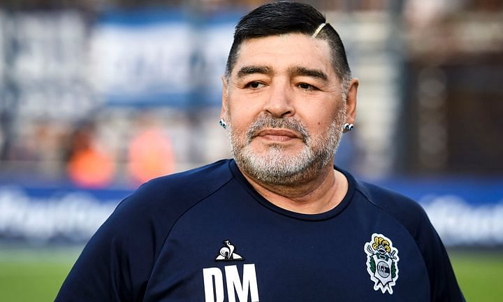 Maradona undergoes successful brain surgery for blood clot: Doctor