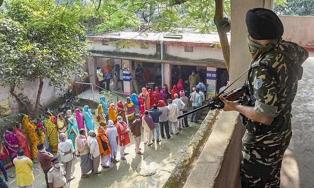1,157 candidates with criminal antecedents contested Bihar polls: EC