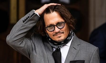 Unidentified man breaks into Johnny Depp's house, takes bath and drinks alcohol
