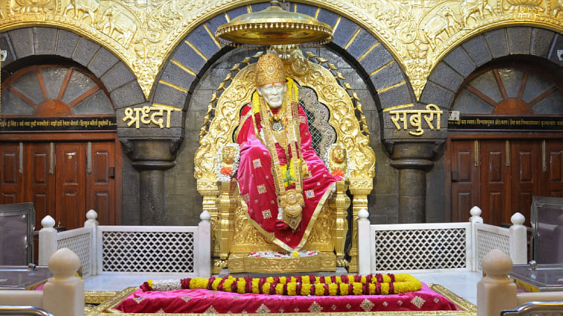 Shirdi Sai Baba Temple reopens, devotees to show RT-PCR result at gate