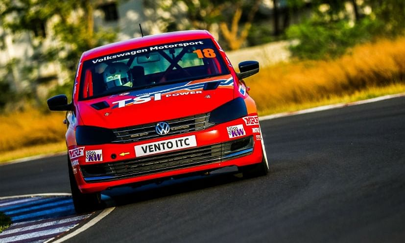 Back on track: Indian national car racing to resume after a nine month-long break