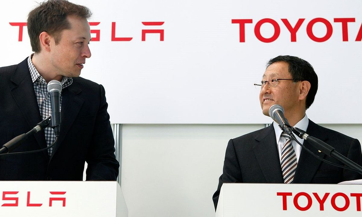Tesla said its recipe will become the standard but we have real kitchen: Toyota