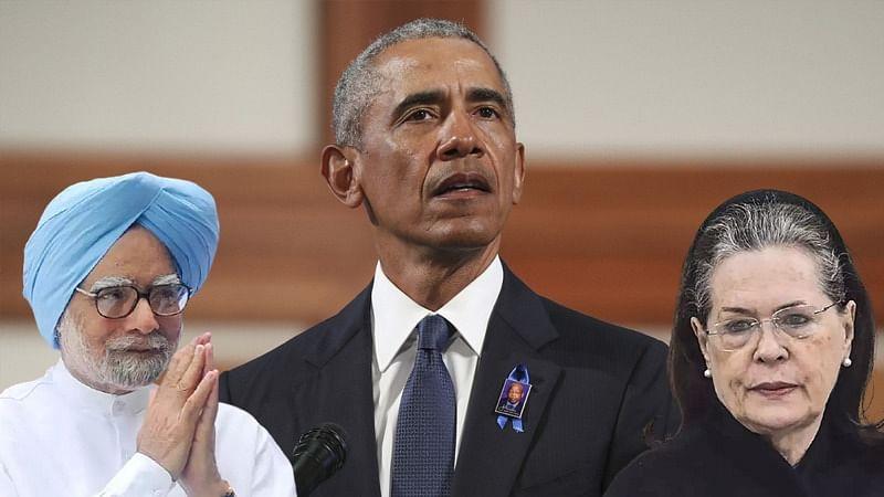 Sonia Gandhi chose Manmohan Singh because he posed no threat to Rahul Gandhi: Barack Obama