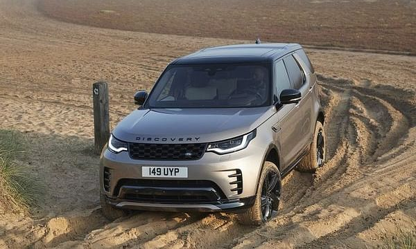 New Land Rover Discovery SUV revealed