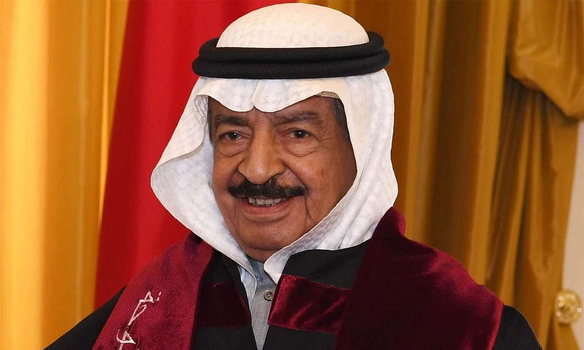 Bahrain PM Khalifa Bin Salman passes away at 84