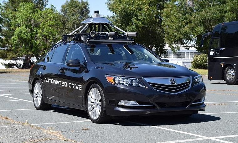 Will be first to mass produce level 3 self-driving cars: Honda