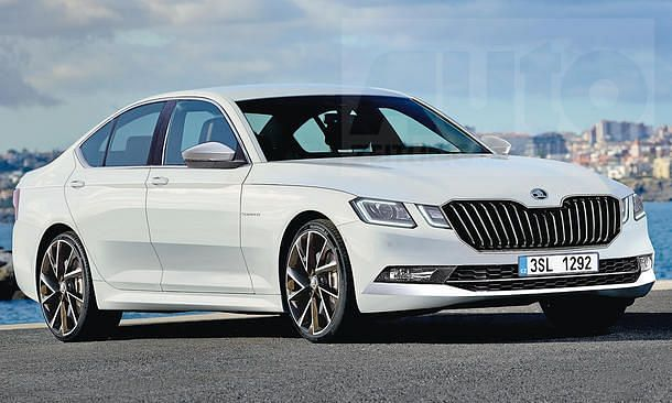 4th-Gen Skoda Superb will be out in 2023