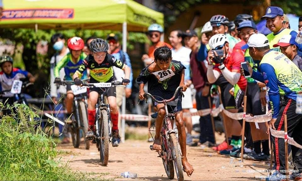 Never mind the Naysayers- Cycle kid wins with spirit