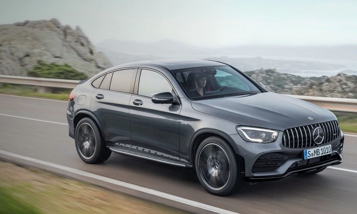 Mercedes-AMG now to be Made in India: GLC 43 Coupe first localised model