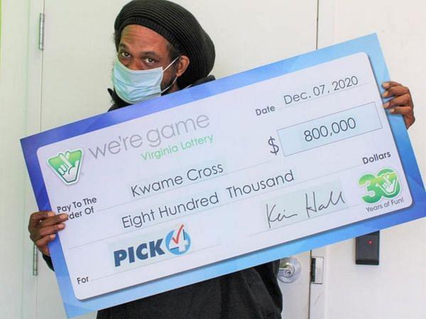 Oman based Indian expat Antony wins Dhs2 million in Mahzooz draw