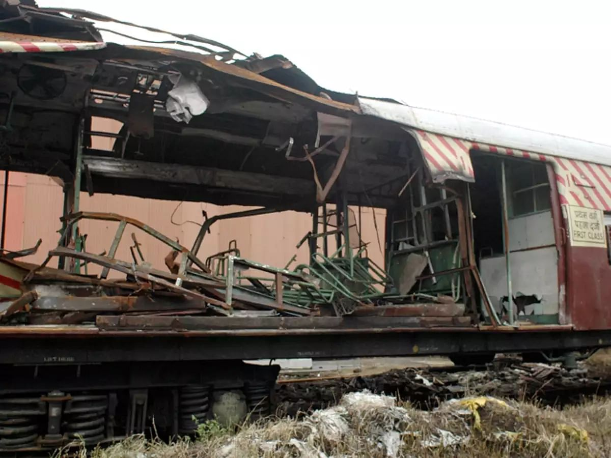 Godhra train coach fire: Prime accused arrested after 19 years in Gujarat