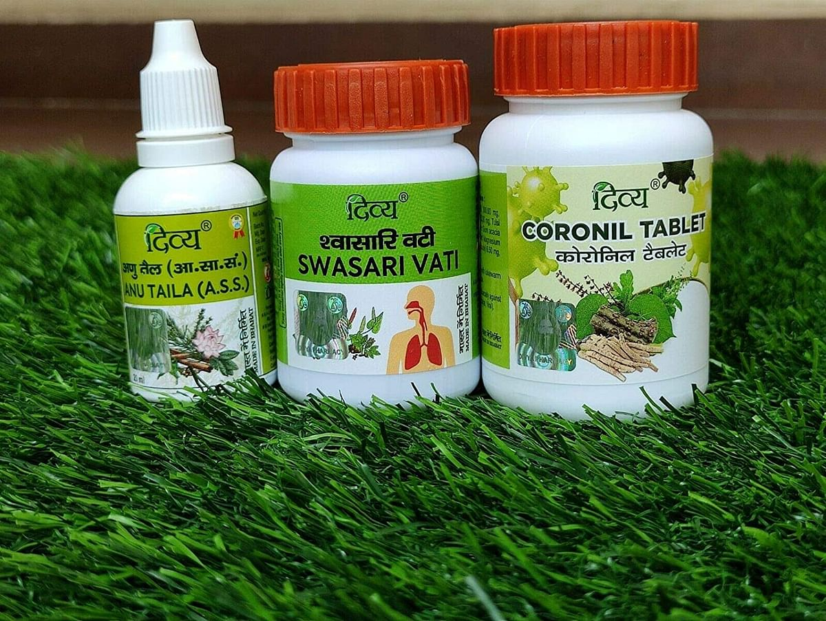 Coronil: Ramdev's Patanjali announces first evidence-based medicine for coronavirus