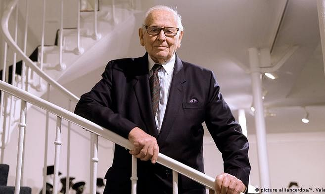 Pierre Cardin, who invented 'Business of Fashion', dies at 98
