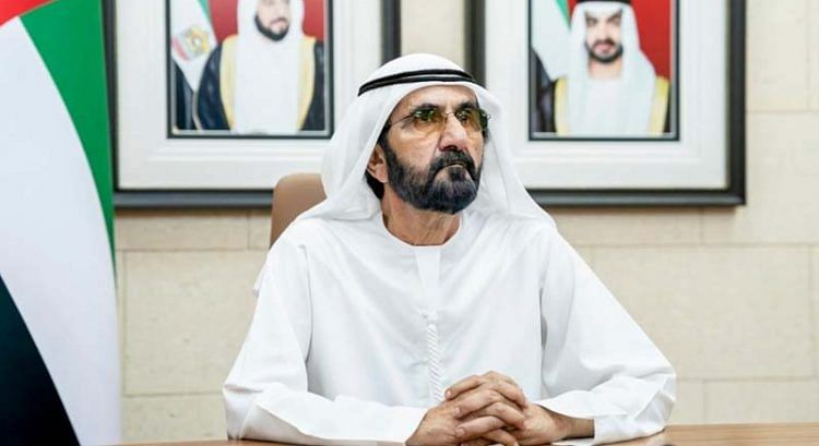 It's official! Sheikh Mohammed is now on TikTok